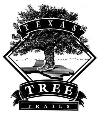Texas Tree Trail Logo